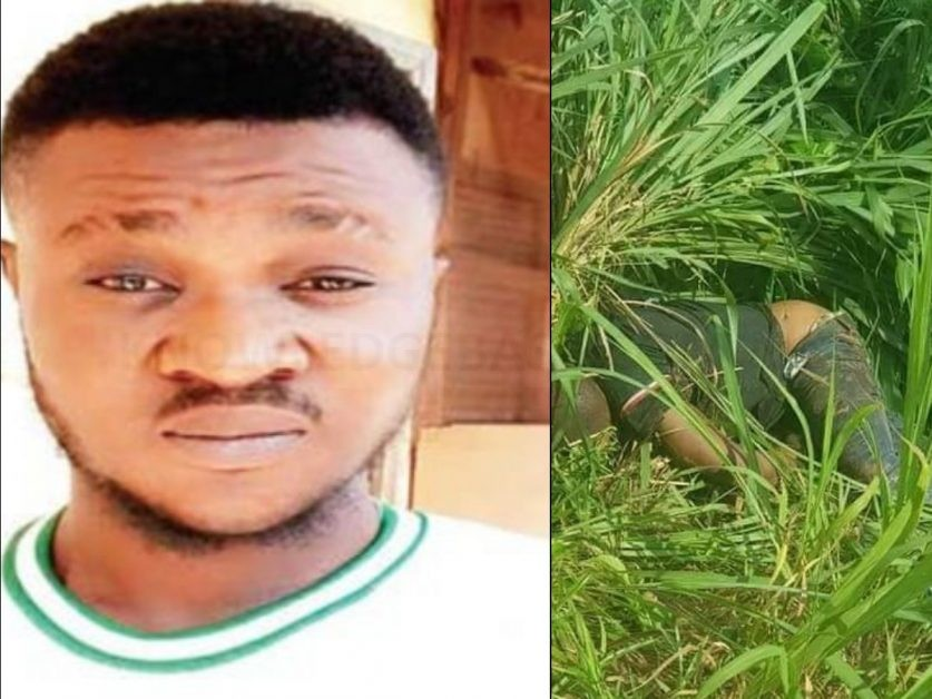 Tragedy As Unknown Men Kill Osun Graduate On His Way To Poultry Farm