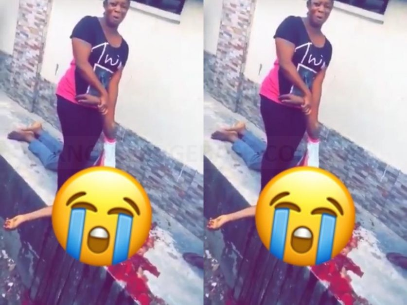 NigeriaMassacre: Disturbing Video Of A Boy Murdered In 'Cold Blood' (Viewers Discretion is Adviced)
