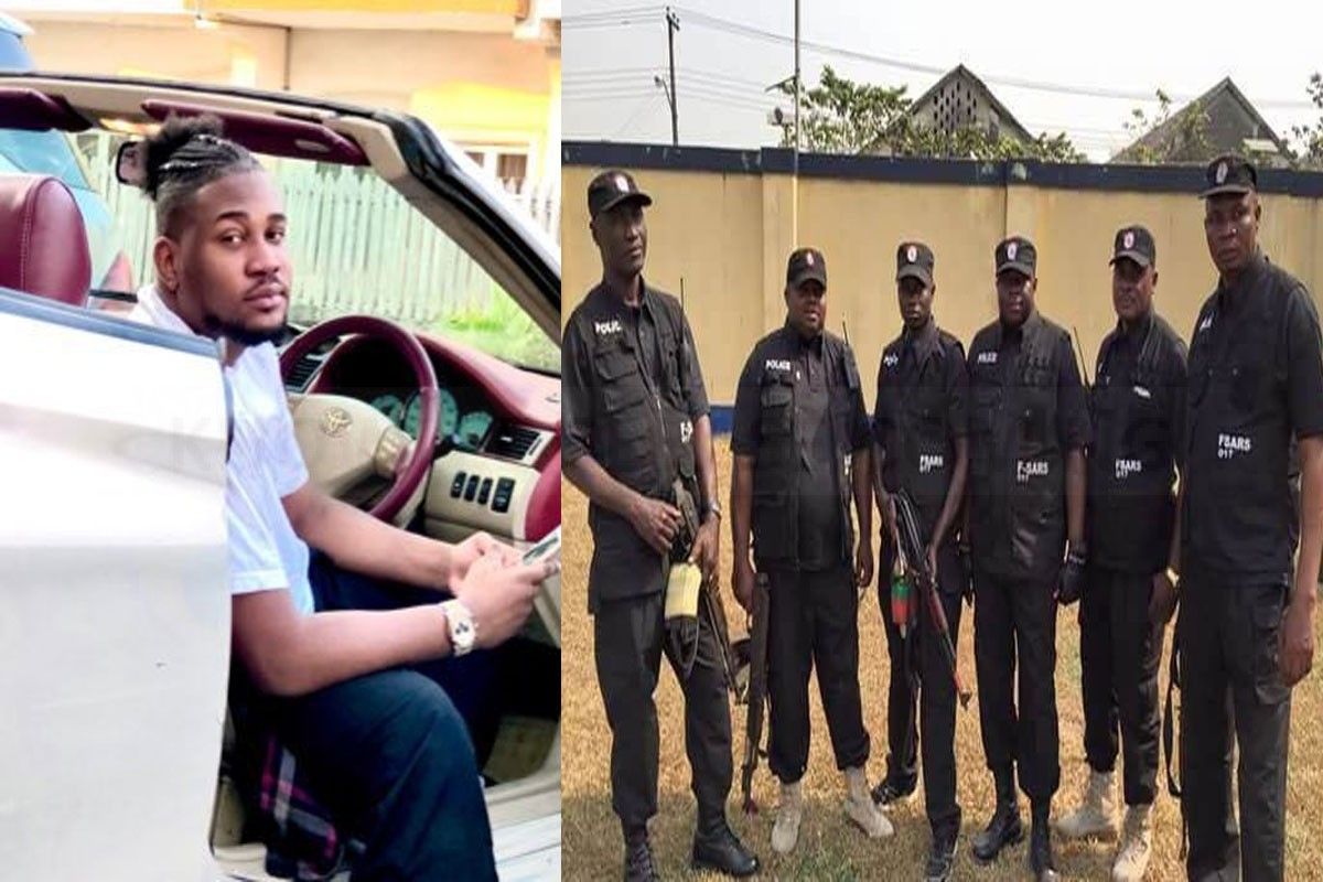"""#EndSARS: """"They Made My Mother Hypertensive"""" – Man Narrates How He Was Framed Up For Murder"""