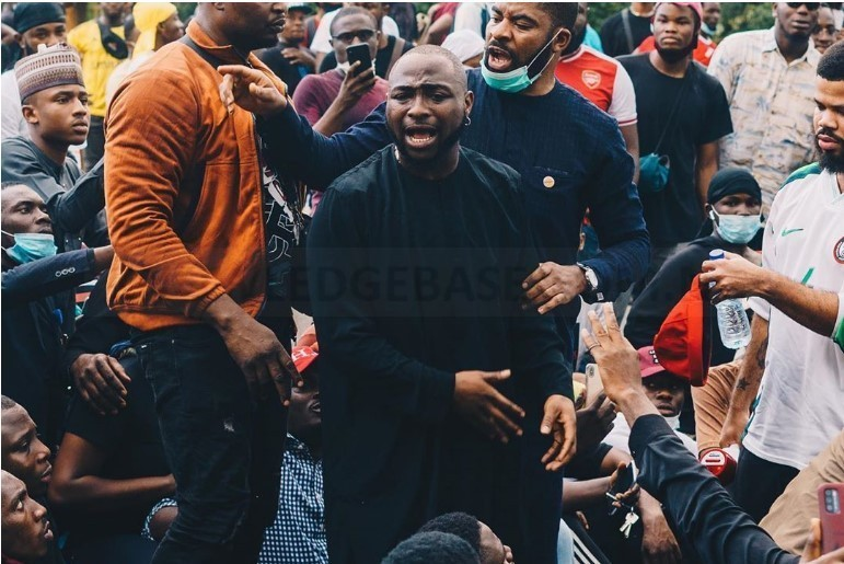 Congratulations: Davido Secured An Invitation By Nigerian IGP For A Face To Face Talk