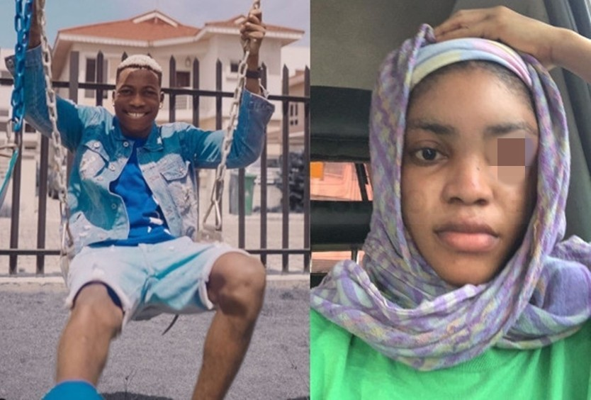 Lil Frosh Finally Breaks Silence, Apologizes  Over Assault On Girlfriend, See The First Thing He Said