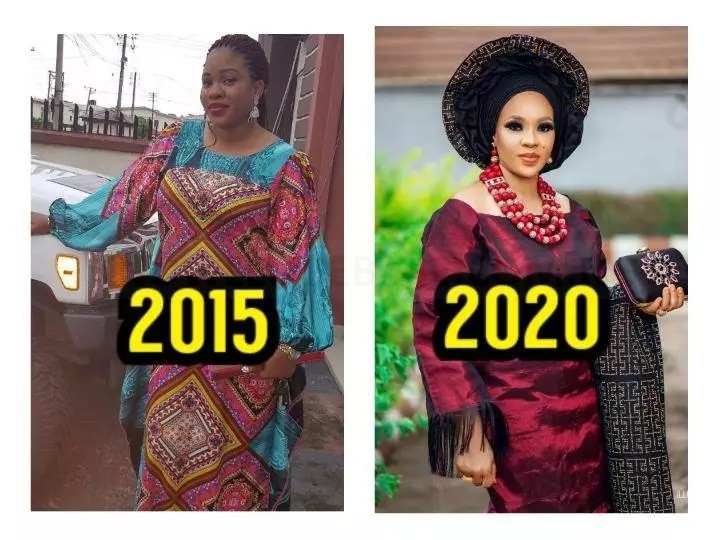 Is She Aging Backwards? See Adorable Pictures Of 52-Years-Old Nollywood Actress Mosunmola Filani