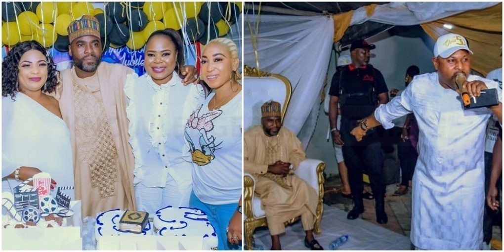 Photos, videos from Ibrahim Chatta's surprise 50th birthday party