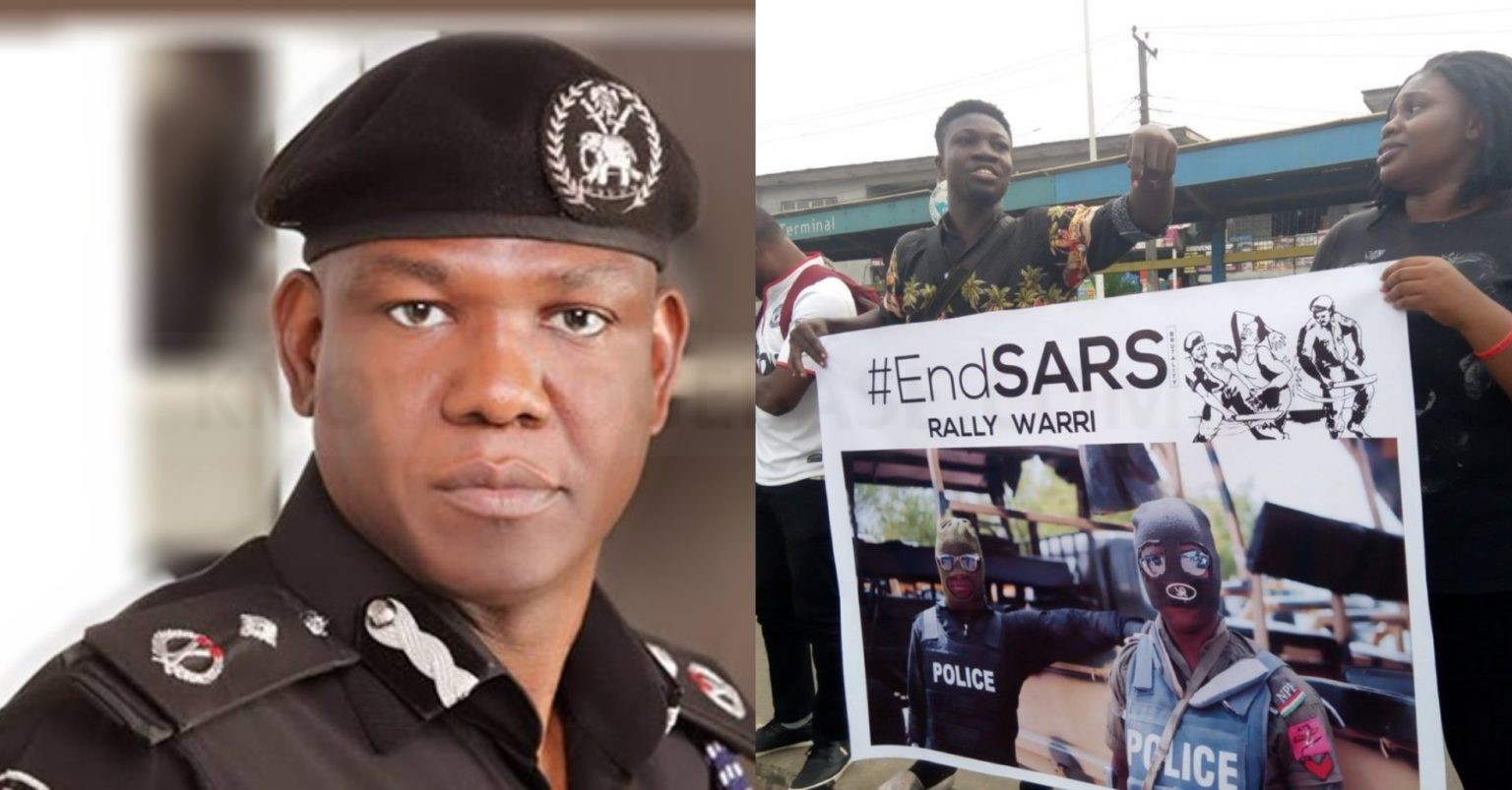 #ENDSARS : 'It Will Be Difficult To Scrap SARS Because They Are Involved In Fighting Boko Haram' — Police PRO, Frank Mba