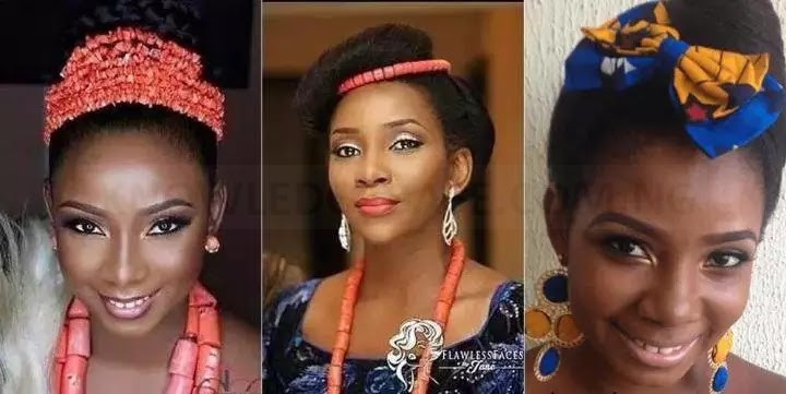 Meet Nigerian Celebrity who is already A Grandmother At 41, See Her Adorable Daughter And Son In Law