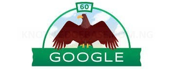 Google celebrates Nigeria's Independence Day with a Doodle