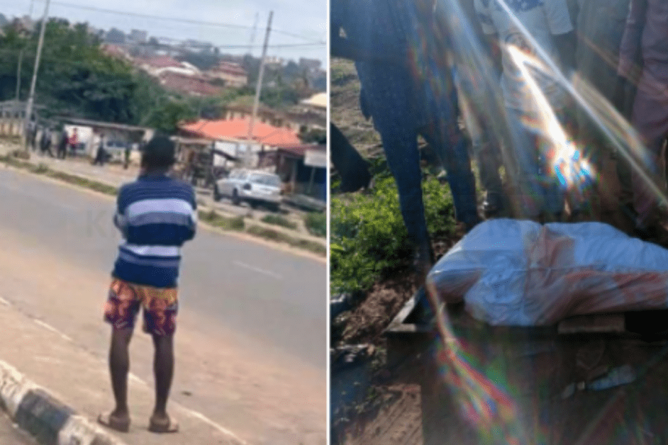 #EndSARS: SAD Moment As Nigerian Man Shot Dead Amidst #EndSARS Protest Is Laid To Rest In Oyo (VIDEO)