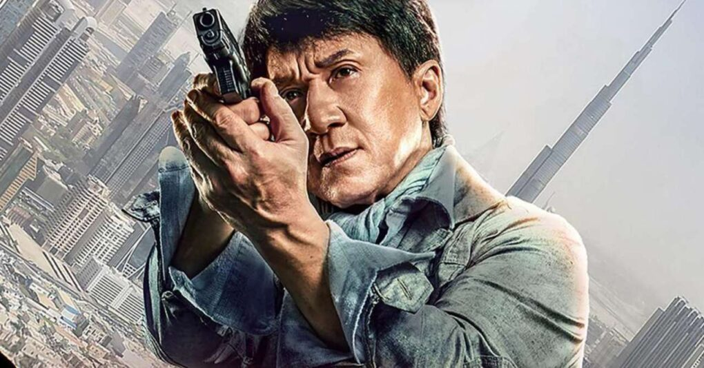 I'M BACK!: Action Movie Legend Jackie Chan Back To Action On New Movie, VANGURAD (WATCH)