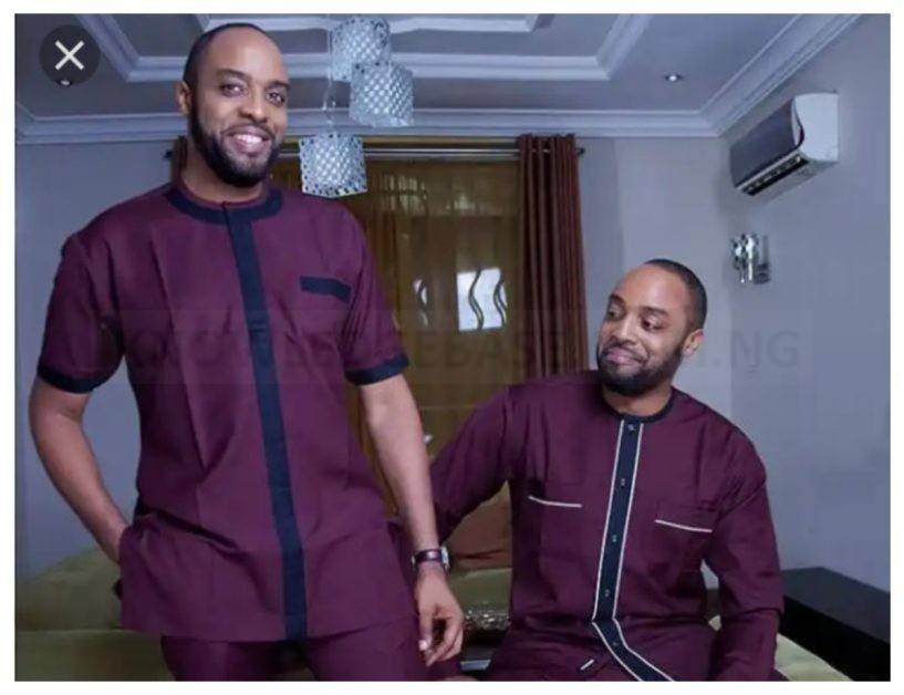 Were They Separated At Birth?- See The Nollywood Actors Who Bear The Same Name, Same Tribe And Look Alike But Are Not Brothers