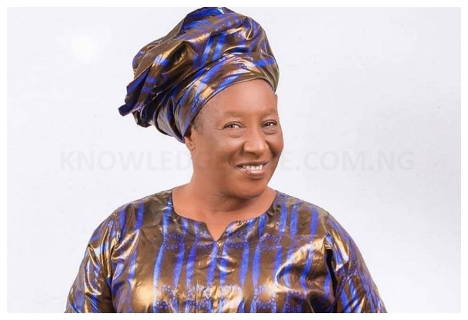 Meet The Nollywood Actress Who Has Taken Over The Roles Of Patience Ozokwo As The Wicked Mother-In-Law In Movies