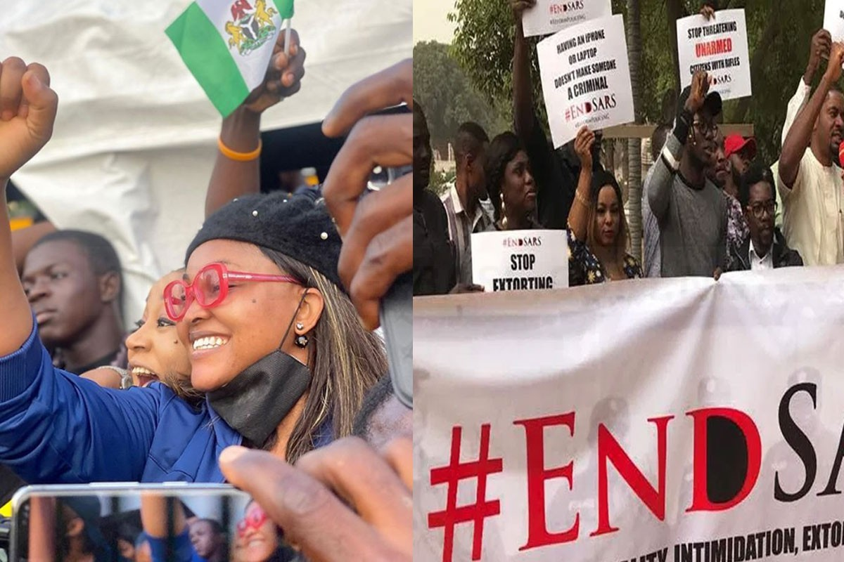 """""""Endsars Protest Will Give Ladies Husbands This Year More Than Shiloh"""" – Actress Mercy Aigbe"""