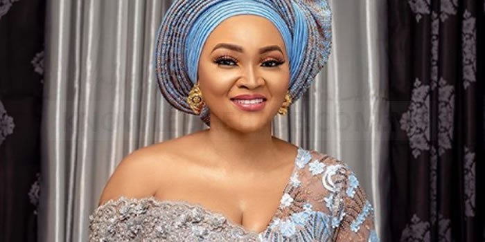 Nigerians Pray For Mercy Aigbe After What She Did For Lagos #EndSars Protesters
