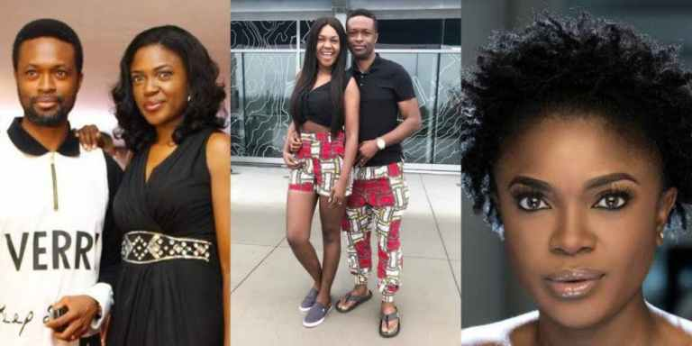 'I Certainly Couldn't Have Asked For Someone Better' – Omoni Oboli's Husband Nnamdi Celebrates Their 20th Wedding Anniversary