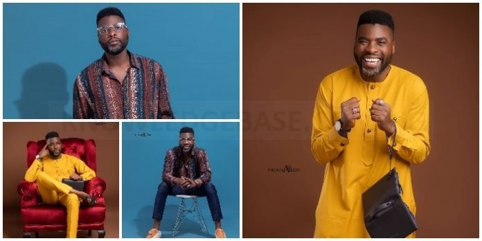 Ibrahim Chatta marks 50th birthday with Lovely Photos Looking Younger