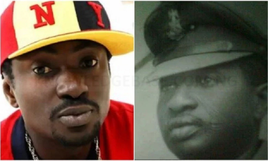 Singer, Blackface mourns as he loses father