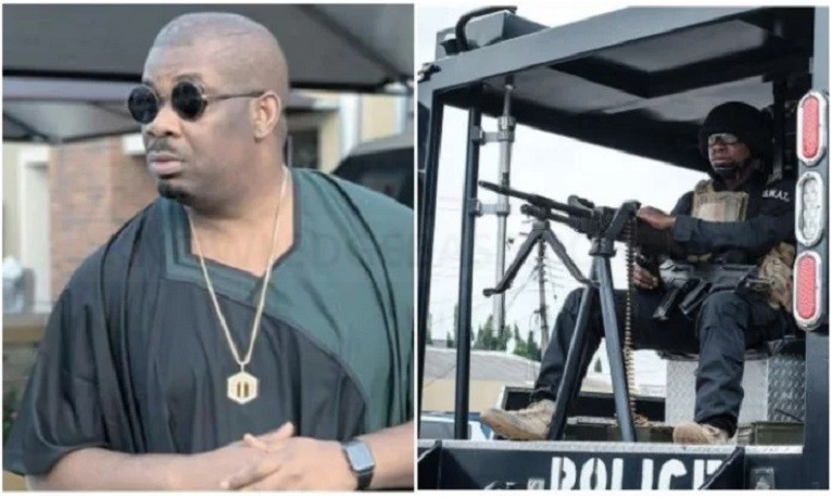 Don't spend any money, end SWAT now – Don Jazzy reacts to new police unit
