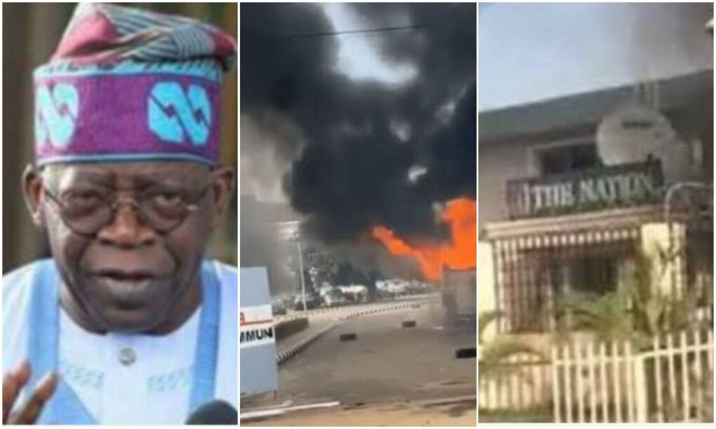 'Why i didn't invite soldiers to protect TVC and The Nation' – Bola Tinubu