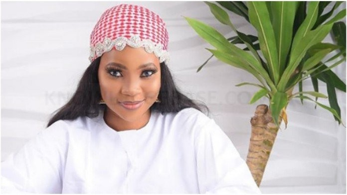 Nollywood actress, Jumoke Odetola floods social media with unexpected photos on her birthday
