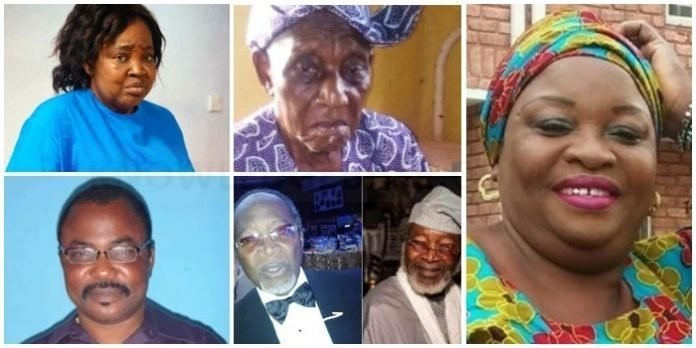 10 Nollywood Actors that died in the last 5 months in 2020