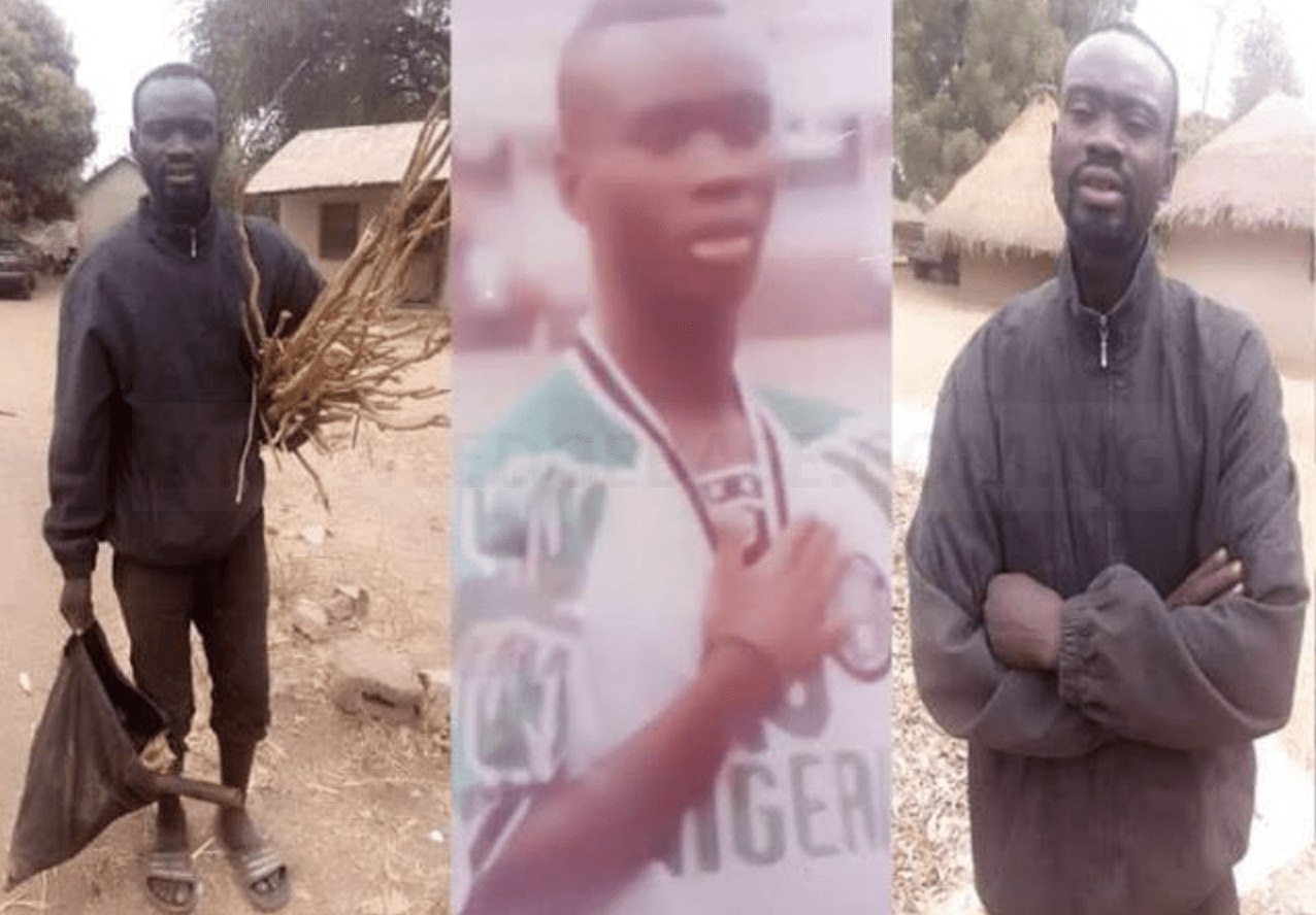 The Unfortunate Story of Former Nigerian Player Who's Reportedly Mentally Unstable
