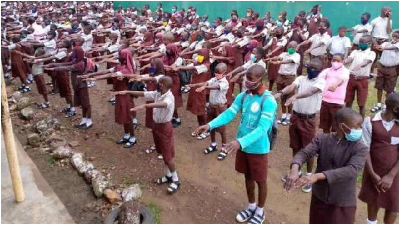 Panic as 181 students, staff of primary school test positive for COVID-19 in Lagos