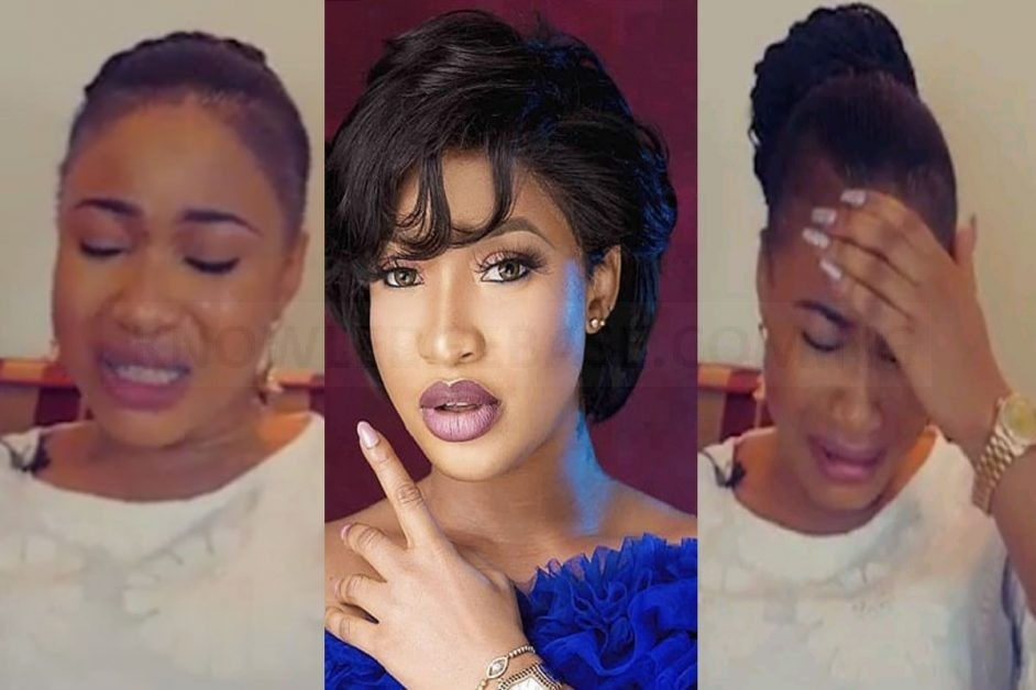 'Welcome Your Daughter Home From A Failed Marriage' – Tonto Dikeh Advises Parents