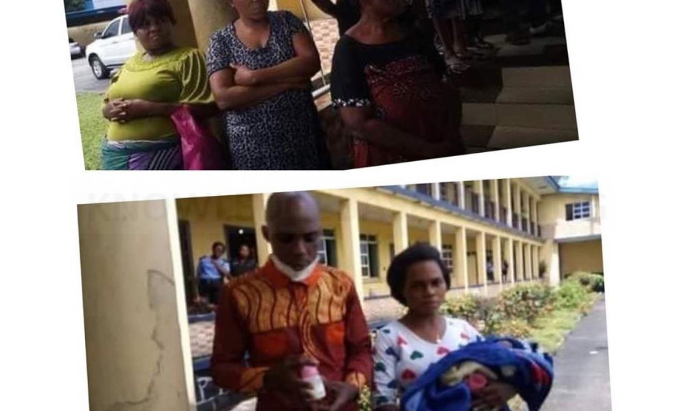 Woman sells grandson for N1.3m because his dad didn't pay bride price