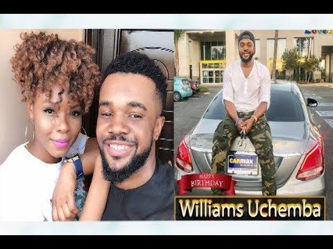 Nollywood Actor Williams Uchemba Announces His Marriage With Longtime Girlfriend