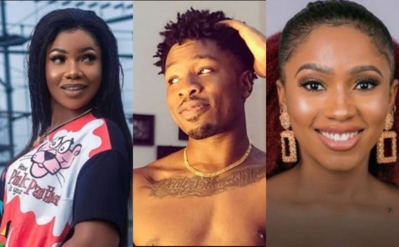 Mercy Eke Allegedly Ends One Year Relationship With Ike Onyema (Photo)
