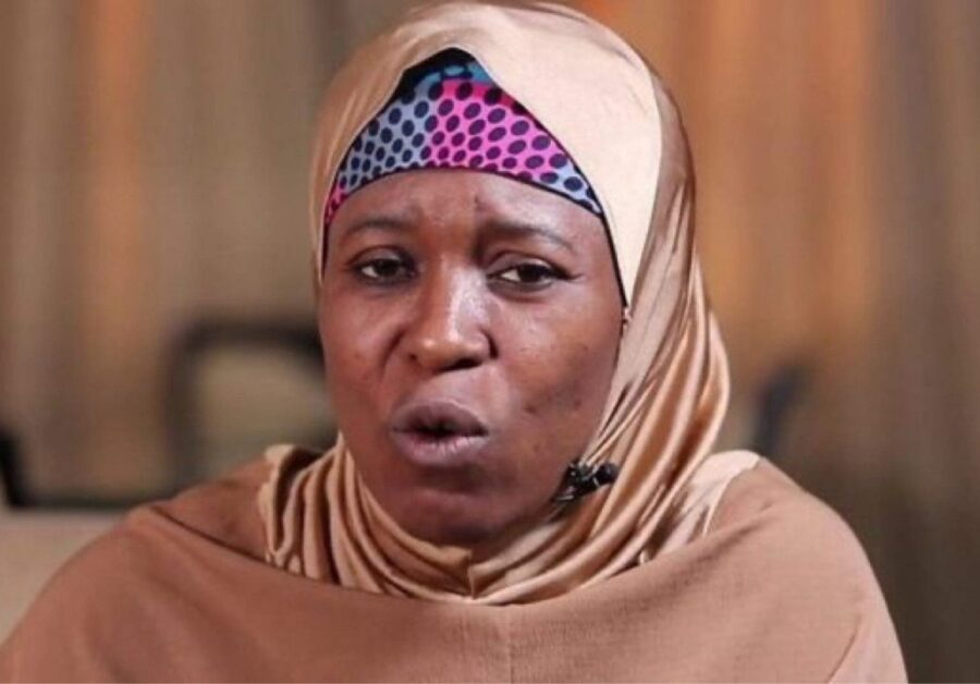 """""""What Colour Of Aso Ebi Are We Sewing?"""" – Aisha Yesufu Asks Other #EndSARS Protesters Dragged To Court"""