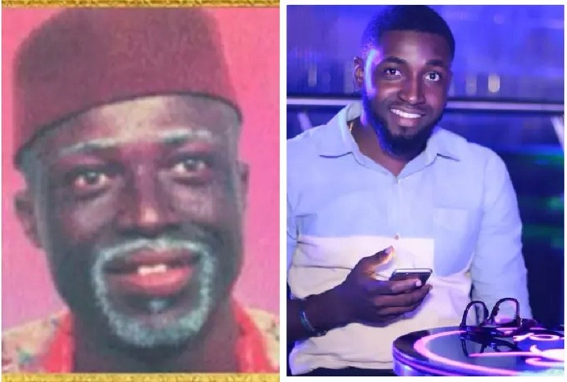 14 Years After The Death Of Yoruba Actor Baba Alaran-See Photos Of His Son Who Is Also An Entertainer