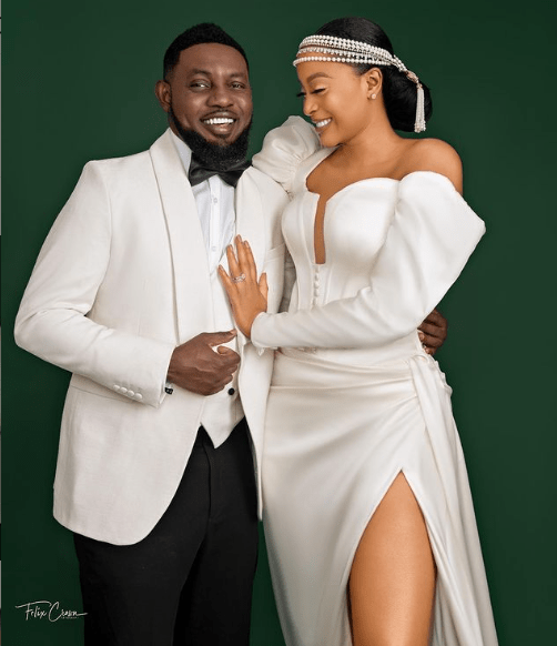Comedian AY and wife, Mabel celebrate 12th wedding anniversary