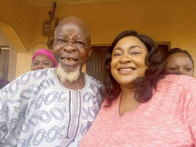 Do you know: Charles Olumo 'Agbako'  is 95 years old now ? that screen and stage acting legend we love to see is 95 years and still counting