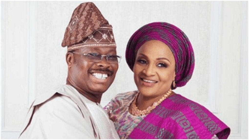 Florence Ajimobi celebrates 40 years wedding anniversary with late husband