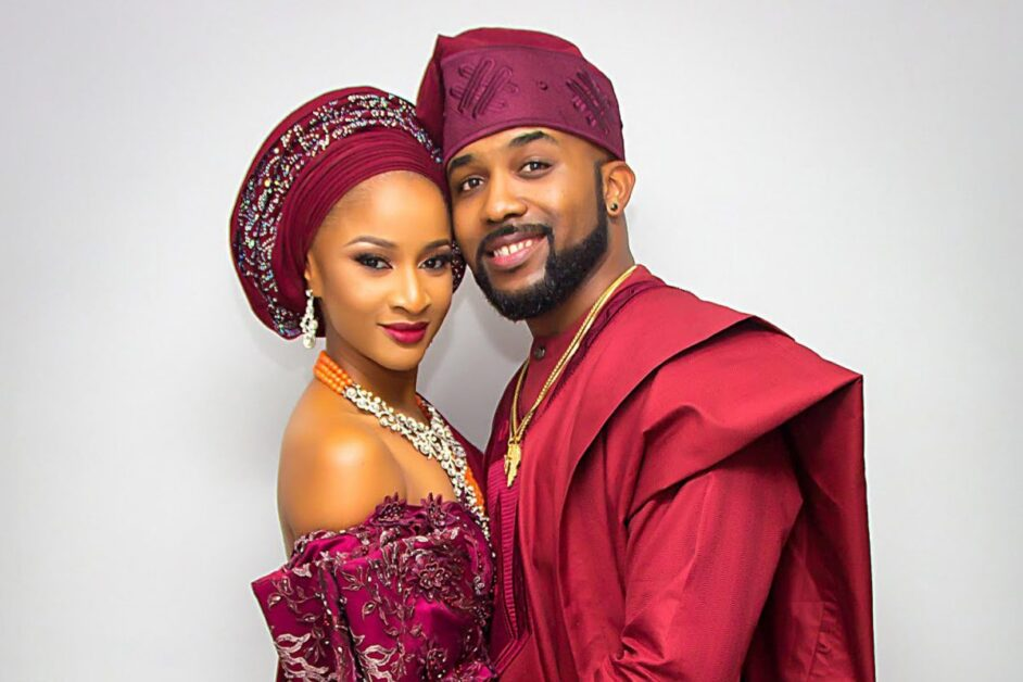 """""""Susu's Beauty Is Timeless"""" – Banky W Shares Throwback Photos Of His Wife Adesu"""