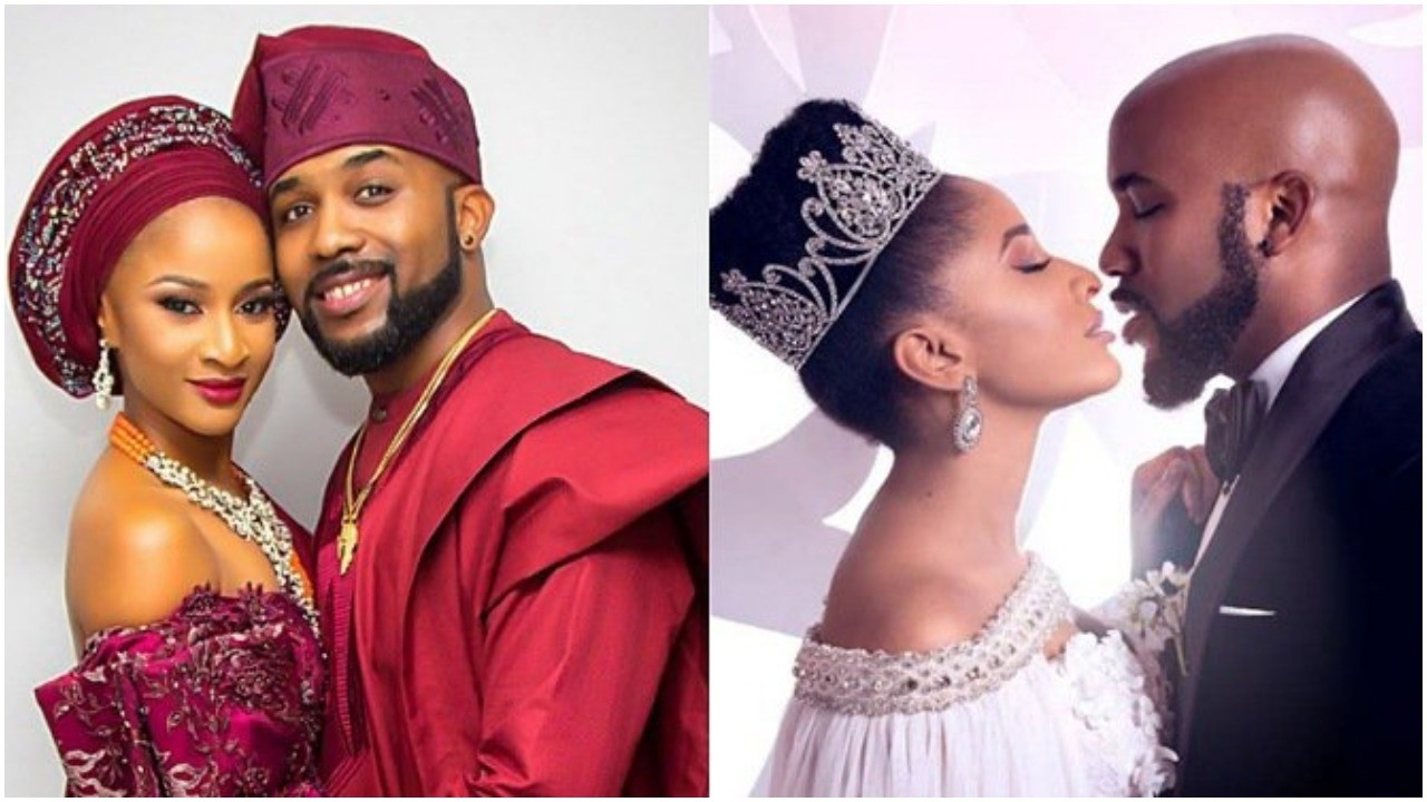 'Marrying Adesua is the 2nd best decision i made in my life' – Banky W reveals on their 3rd anniversary