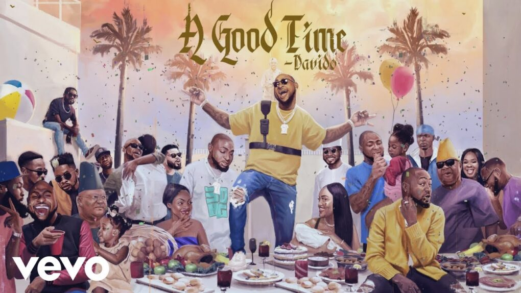 Davido Replies Fan Who Asked For A Dedicated Twitter Emoji For His Good Time Album
