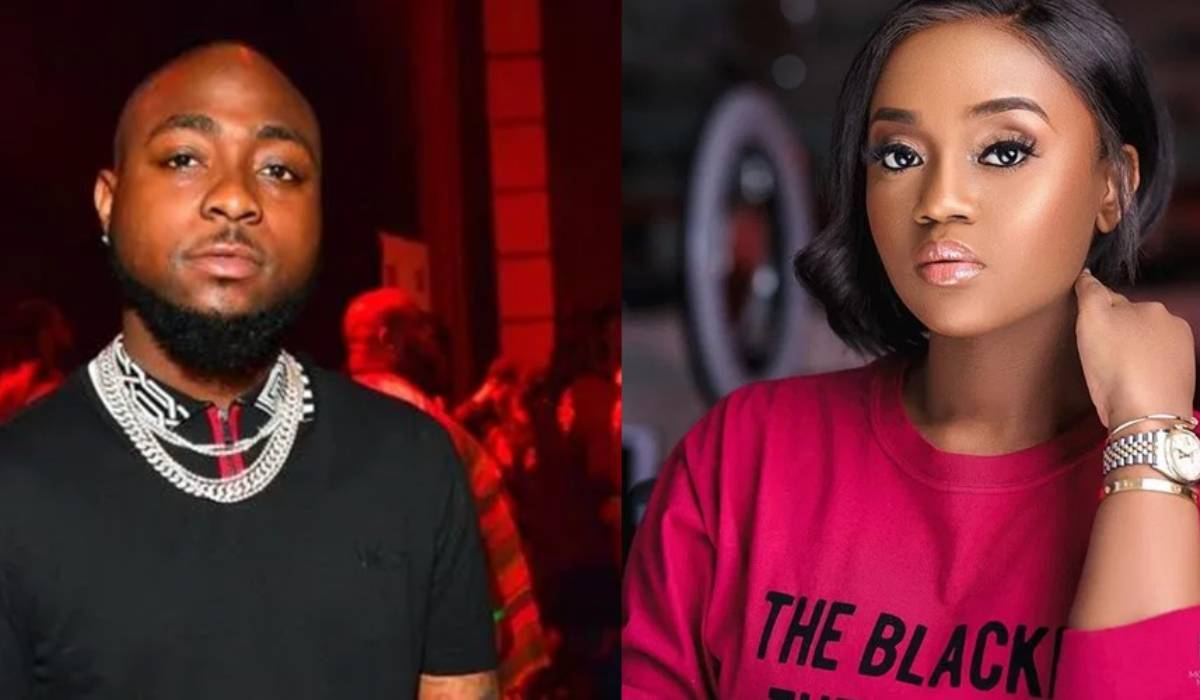 Papa Bear'- Chioma Changes Davido's Name On His B'day And We Guess This Is What It Means
