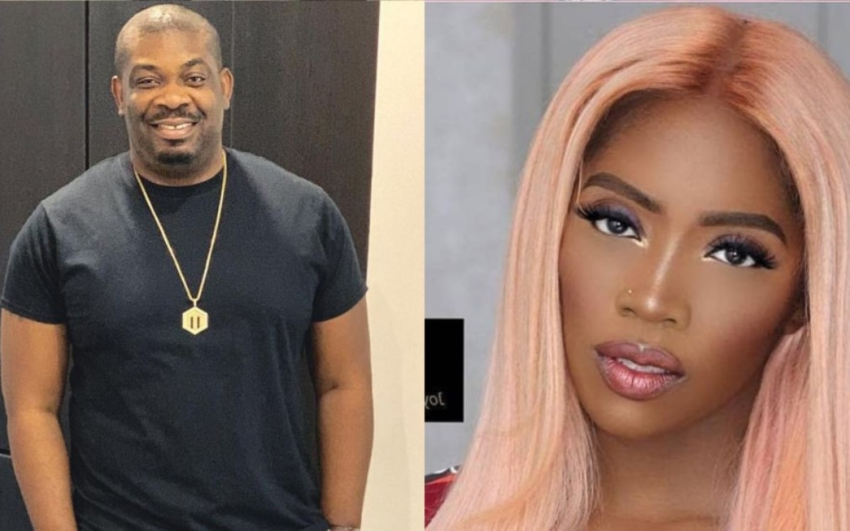 You Are And Will Remain The Best Boss Ever – Tiwa Savage Reveals One Of The Reasons Why She Loves Don Jazzy