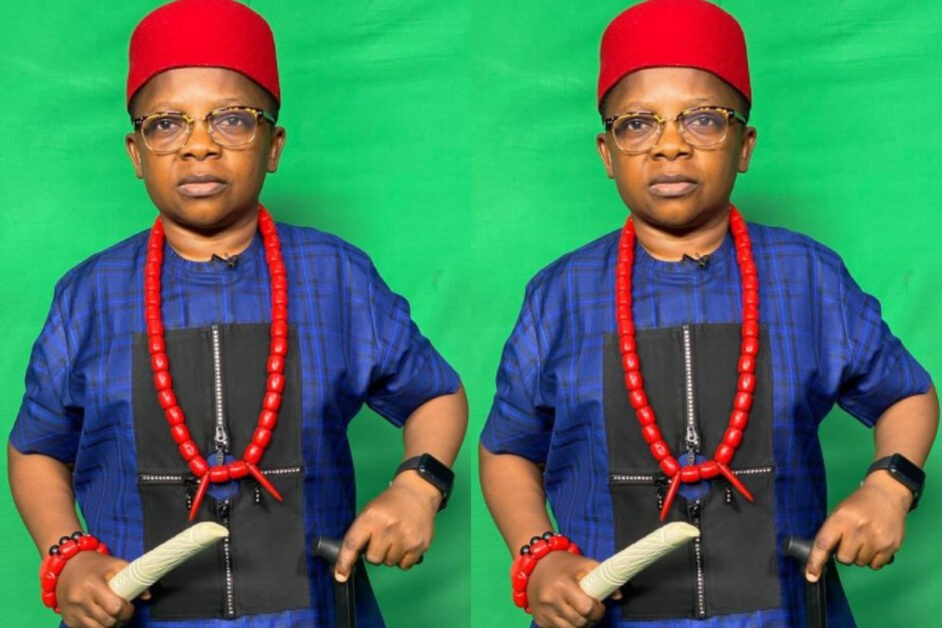 """I Am The Odogwu,"" Says Nollywood Actor Chinedu Ikedieze (Aki) As He Shares New Photo"