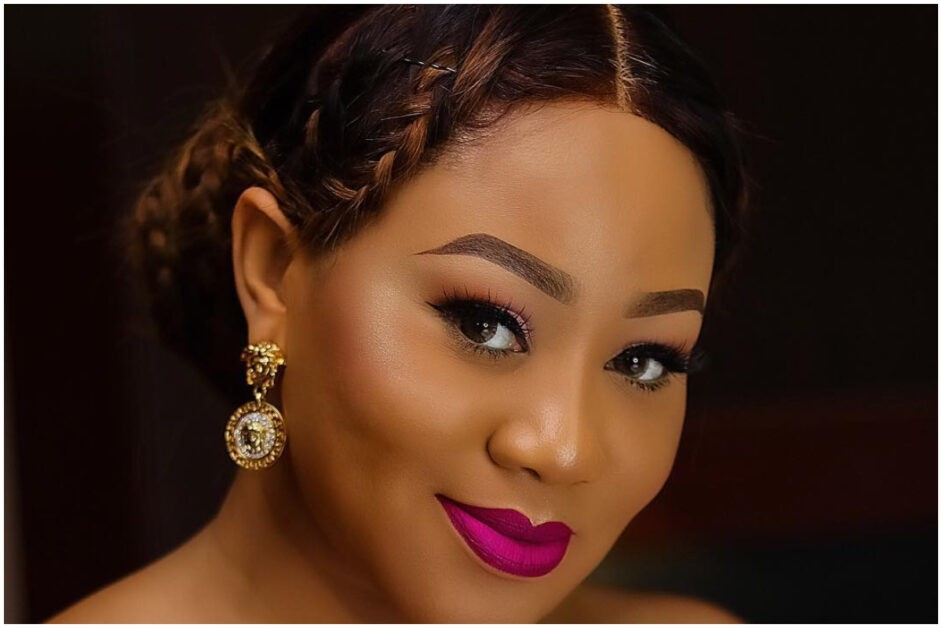 """How Is That Possible"""" – See What A Lady Posted About Popular Nollywood Actress That Got People Talking"""