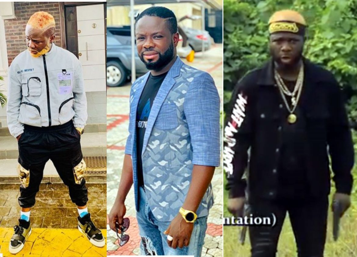 WHY PRODUCERS ALWAYS CAST ME FOR CRIME ROLES – POPULAR YORUBA ACTOR, ITELE D ICON