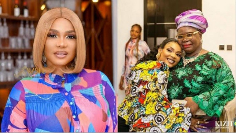 """""""Must You Talk"""" Iyabo Ojo Dragged On Social Media After She Revealed That Her Late Mother Lied About Her Age."""