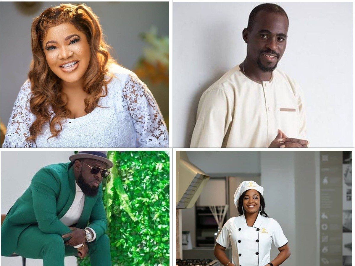 Set Awon Plantain Seller, Nigerian Celebrities that claimed they have once sold Plantain before fame