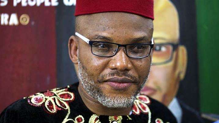 Nnamdi Kanu's Family Raises Alarm Over Soldiers Presence In Abia State