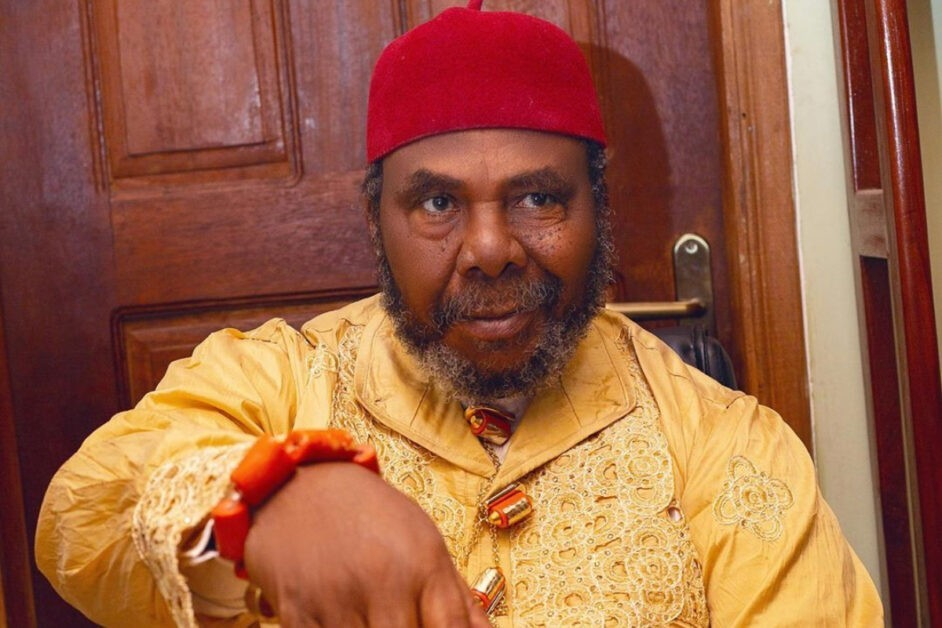 Cornavirus is A Curse From God- Pete Edochie Gets The Internet Talking With This Statement