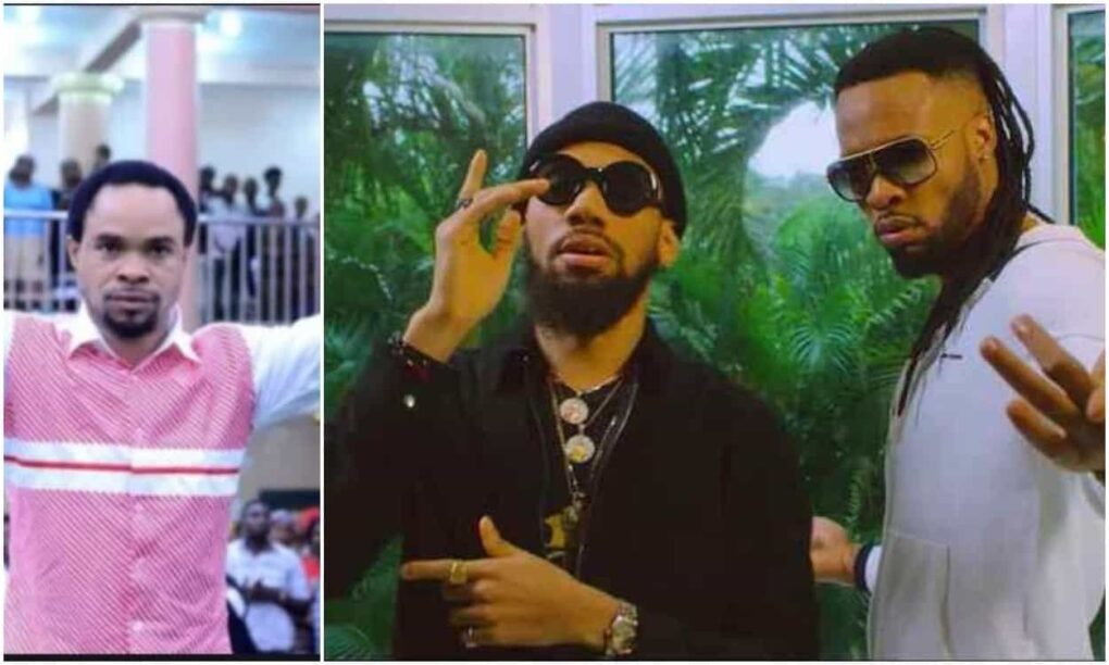 Prophet Odumeje 'Indaboski' To Feature Flavour, Phyno In New Song (Video)