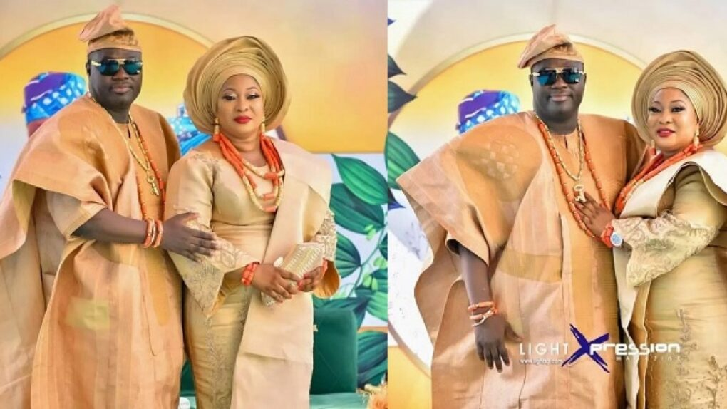 Moments Ooni Of Ife's Sisters Celebrates With Him On The Arrival Of The Prince. (Video)