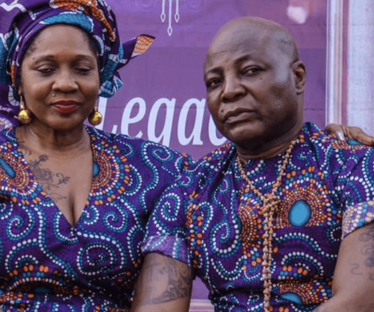 I have realized dat we have become a Role Model Couple Charly Boy Discloses Why He Proposed To His Wife For The 4th Time After 45 Years Of Marriage