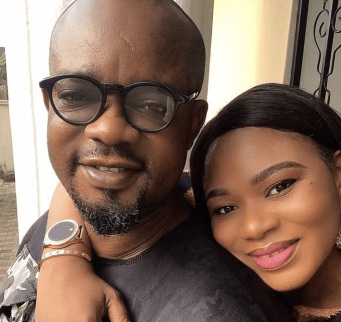 Nollywood Actor, Charles Inojie & Lovely Wife Celebrate 8th Wedding Anniversary